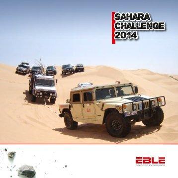 Sahara Challenge 2014 - EBLE4X4.DE