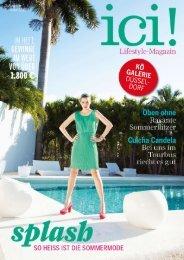 Sommer 2012 (PDF, 12 MB) - in der Kö Galerie