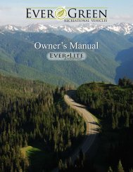 EverGreen Owner's Manual