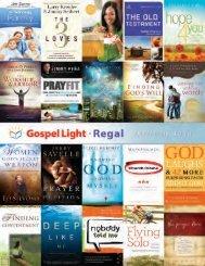 FIRST PlACE 4 HEAlTH - Gospel Light Worldwide
