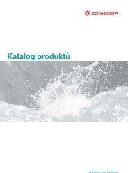 Katalog produktů Comenda - GAMA HOLDING Praha a.s.