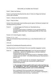 Punkt 1 - ÖH Medizin Wien