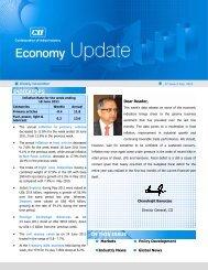 Economy Update 27 June-3 July - CII
