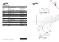 LED TV - Vanden Borre