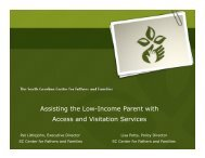 pdf, 0 - The South Carolina Center for Fathers and Families