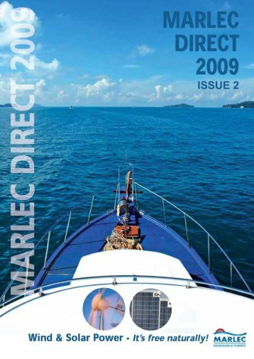 Marine Windchargers - Marlec Engineering Co. Ltd.