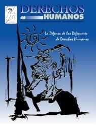 La defensa de los defensores de los derechos humanos - codhem