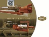 Screwpress Brochure - The Dupps Company