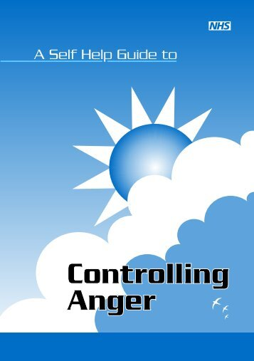 Controlling Anger - NHS Manchester