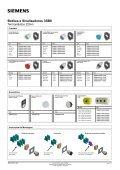 Botões e Sinalizadores 3SB6 - Industry - Page 2