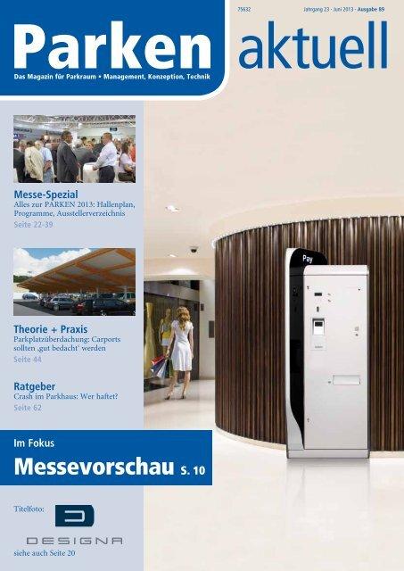Download Ausgabe 89 - Bundesverband Parken e.V.