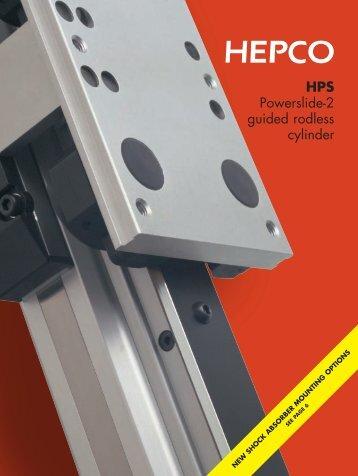 Hepco HPS Powerslide 2 - TEA Machine Components Inc.
