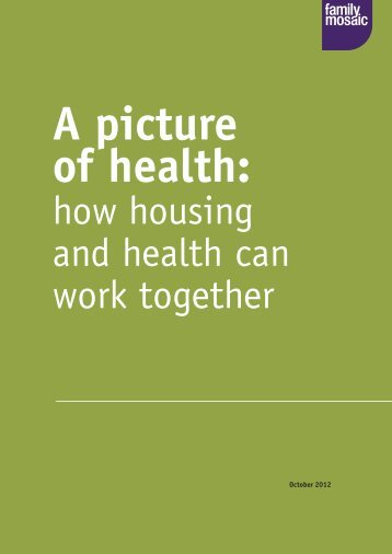 A picture of health - Family Mosaic