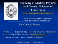 Medical, Physical and Natural Sciences Academy of ... - ianas