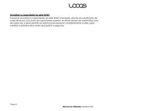 Utilizando a Sua MeeBox - Looqs.com