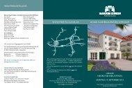 28stes Symposium 7-2013.indd - Moritz Klinik