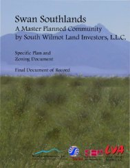 Swan Southlands (Verano) [44MB] - Development Services