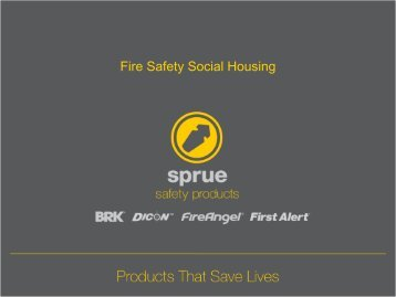 Spruce Safety Products