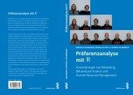 Präferenzanalyse mit - Wirtschaftsuniversität Wien