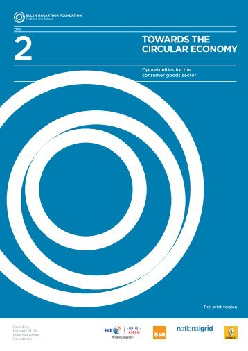 The Circular Economy - 2013 Report - State of Texas Alliance for ...