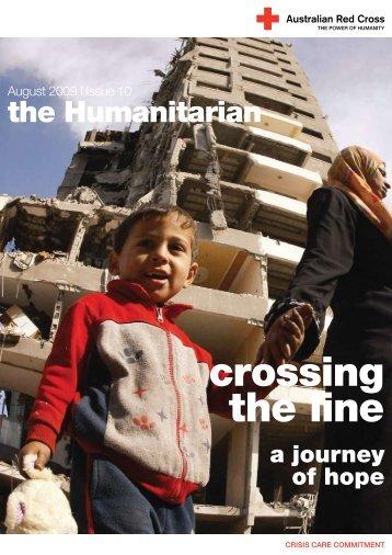 Issue 10, August 2009 - Australian Red Cross