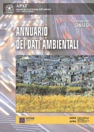 Sintesi 2004 - Annuario dei dati ambientali - Ispra