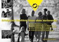 Erfolgreich Konflikte lösen ohne Verlierende - Leemann Marketing ...