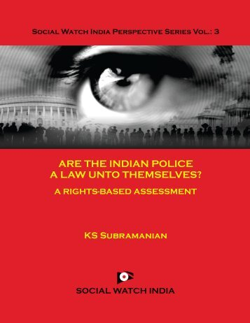 Are The Indian Police A Law Unto Themselves? - Countercurrents.org
