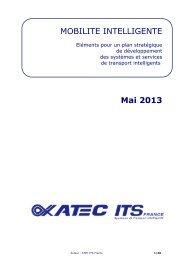 Mobilité Intelligente - Atec/ITS France