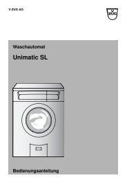 J288.010-3.PDF (de, 1.6 MB) - V-ZUG Ltd