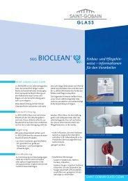 Bioclean - Merkblatt für Verarbeiter - Eckelt Glas GmbH