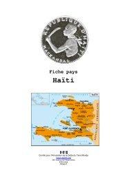 Fiche Haïti - cadtm