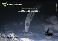 Betriebshandbuch - Sup'Air