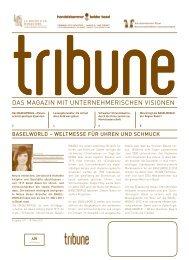 tribune Ausgabe 1/11 - Advokatenkammer Basel