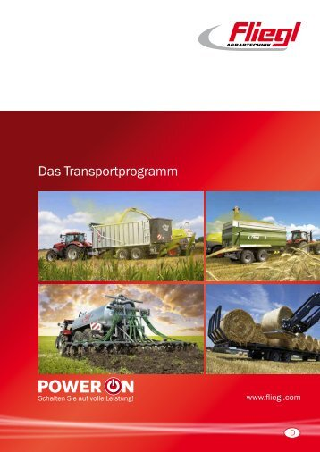 (DE)Gesamtprospekt_Nov.2013 - Fliegl Agrartechnik