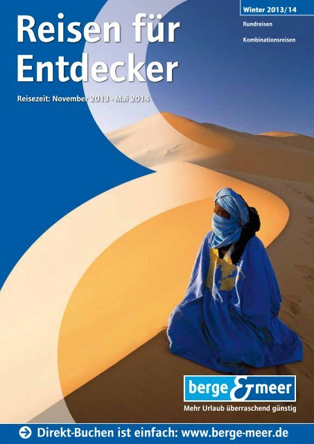 Katalog zum Download (pdf, 32 mb) - Berge & Meer