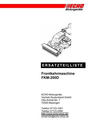 FKM-200D - Gartentechnik-Bremen