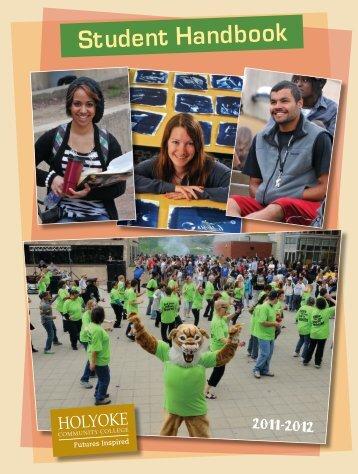 see the Student Handbook - Holyoke Community College