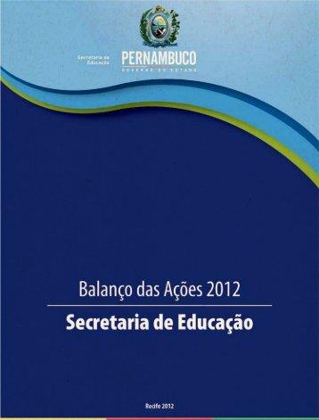 9 mil - Secretaria de Educação de Pernambuco