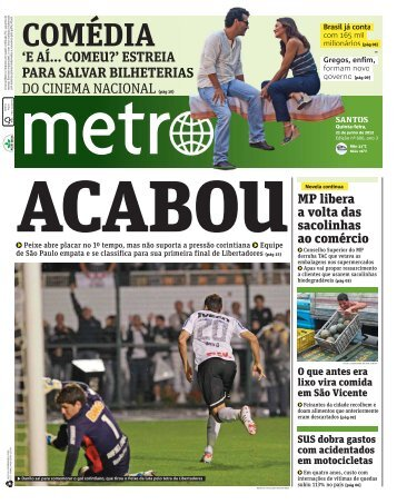 santos - Metro