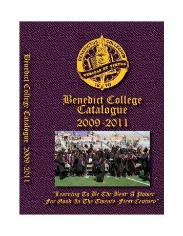 2009-2011 - Benedict College
