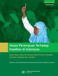 Akses perempuan Terhadap keadilan - psflibrary.org