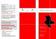 Begleitprogramm zur Ausstellung Justiz im Nationalsozialismus ...