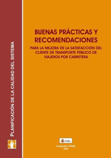 Índice e introducción PDF - Ministerio de Fomento