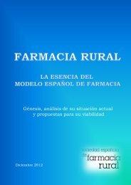 Farmacia Rural. La Esencia del Modelo - Correo Farmacéutico
