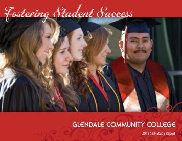 2012 Self-Study Report - Glendale Community College