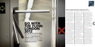 GO WITH THE FLOW: LONDON 2012 - Atkins