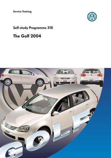 SSP 318 - The Golf 2004 - Volkspage