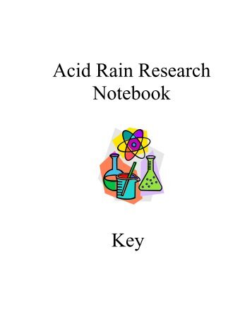 acid rain research