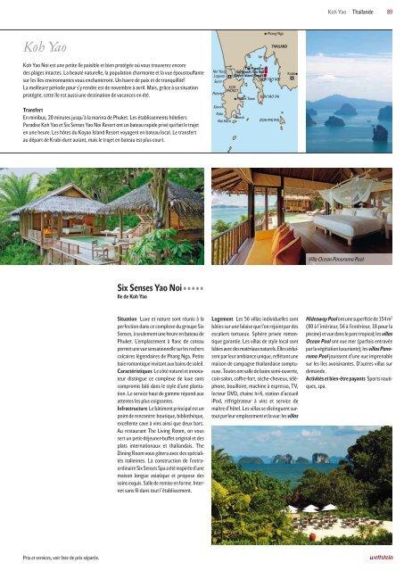 Thaïlande, Myanmar, Laos, Cambodge, Vietnam ... - Travelhouse